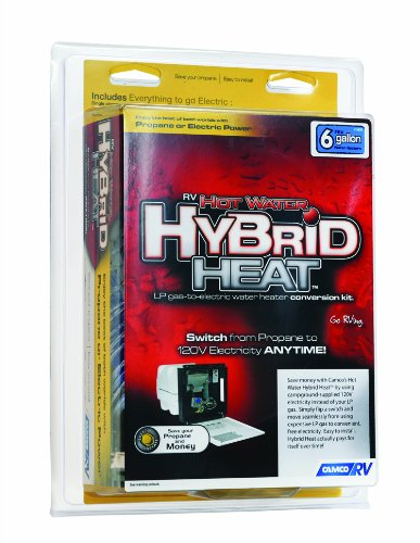 My Review of the Camco Hot Water Hybrid Heat Kit