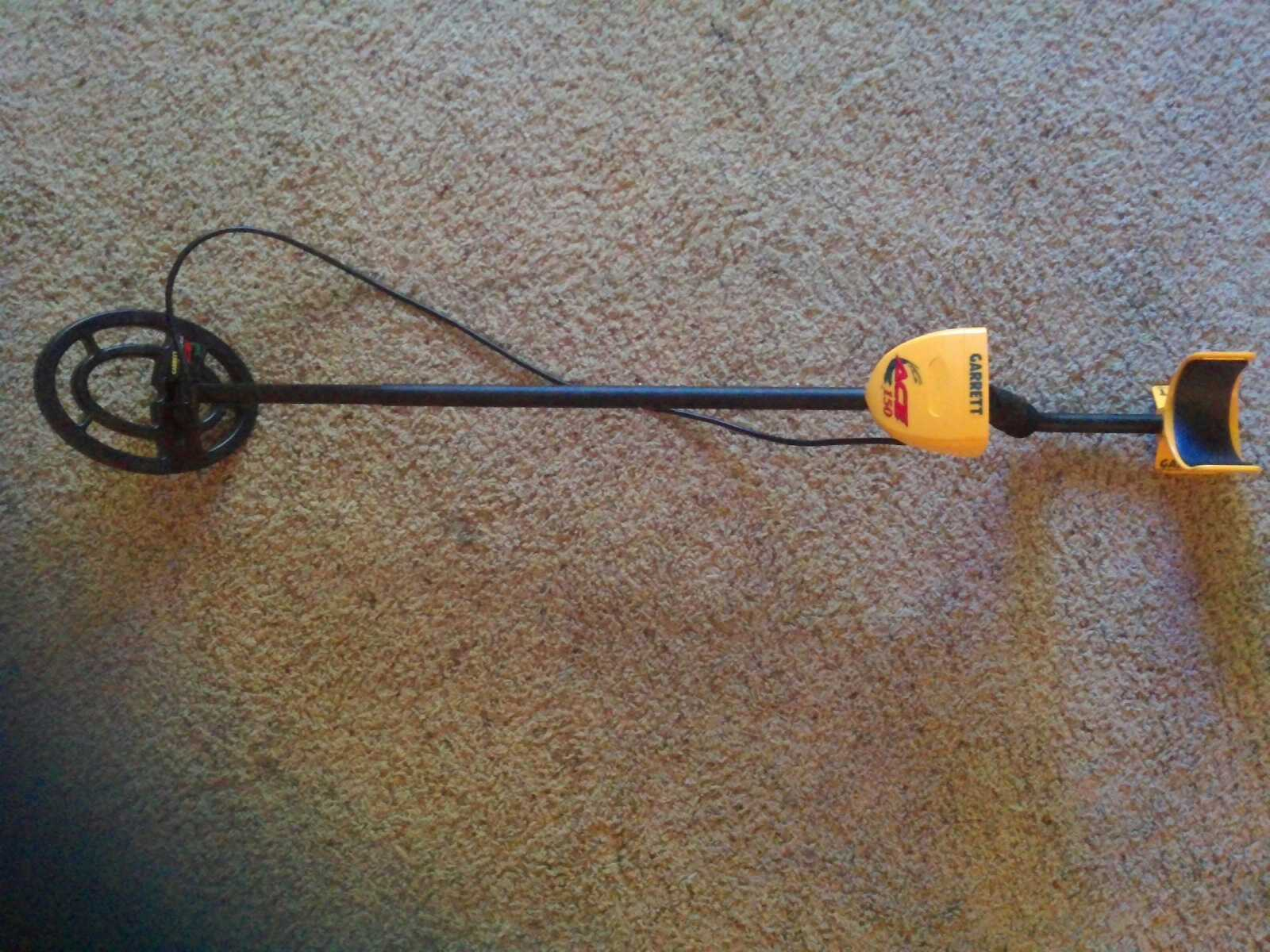 My review of the Garrett ace 150 metal detector